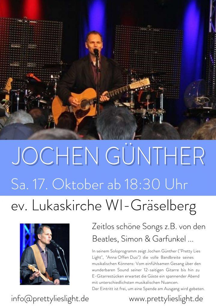 Plakat Lukaskirche